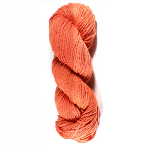 Color Hummingbird Vine. Kettle-Dyed Skein of 100% Wool Yarn From Cestari U.S.A.