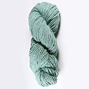 Color Sage. Kettle-Dyed Skein of 100% Wool Yarn From Cestari U.S.A.
