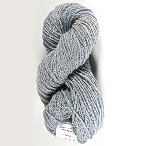 Color Silver Birch. Kettle-Dyed Skein of 100% Wool Yarn From Cestari U.S.A.