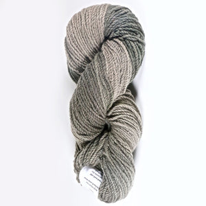 Color Smoke. Kettle-Dyed Skein of 100% Wool Yarn From Cestari U.S.A.