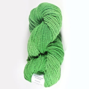Color Spring Pasture. Kettle-Dyed Skein of 100% Wool Yarn From Cestari U.S.A.