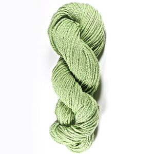 Color Willow. Kettle-Dyed Skein of 100% Wool Yarn From Cestari U.S.A.