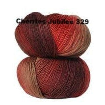 Crystal Palace Mini Mochi Yarn Cherries Jubilee 329 - 10