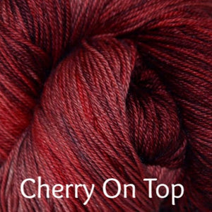 Palouse Yarn Company Cashmere Squeeze-Yarn-Cherry On Top-