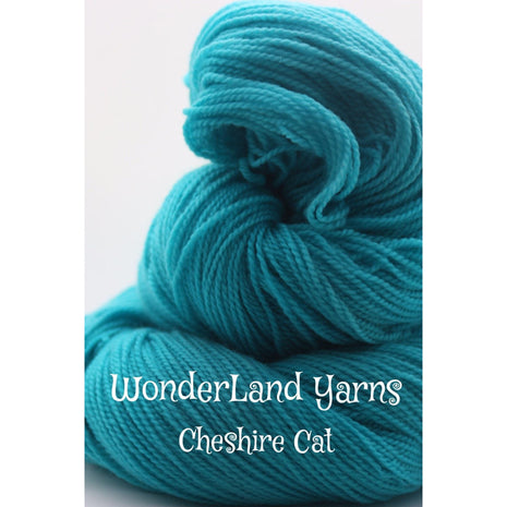 Wonderland Yarns - Cheshire Cat  - 1