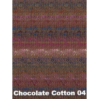 Noro Shinryoku Yarn Chocolate Cotton 04 - 5