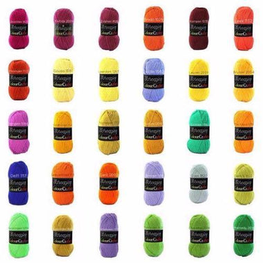 Scheepjes Colour Crafter Yarn