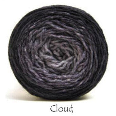 FREIA OMBRÉ Fingering Yarn Cloud / Fingering - 28