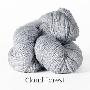 Paradise Fibers Yarn The Fibre Co. Canopy Fingering Yarn Cloud Forest - 19