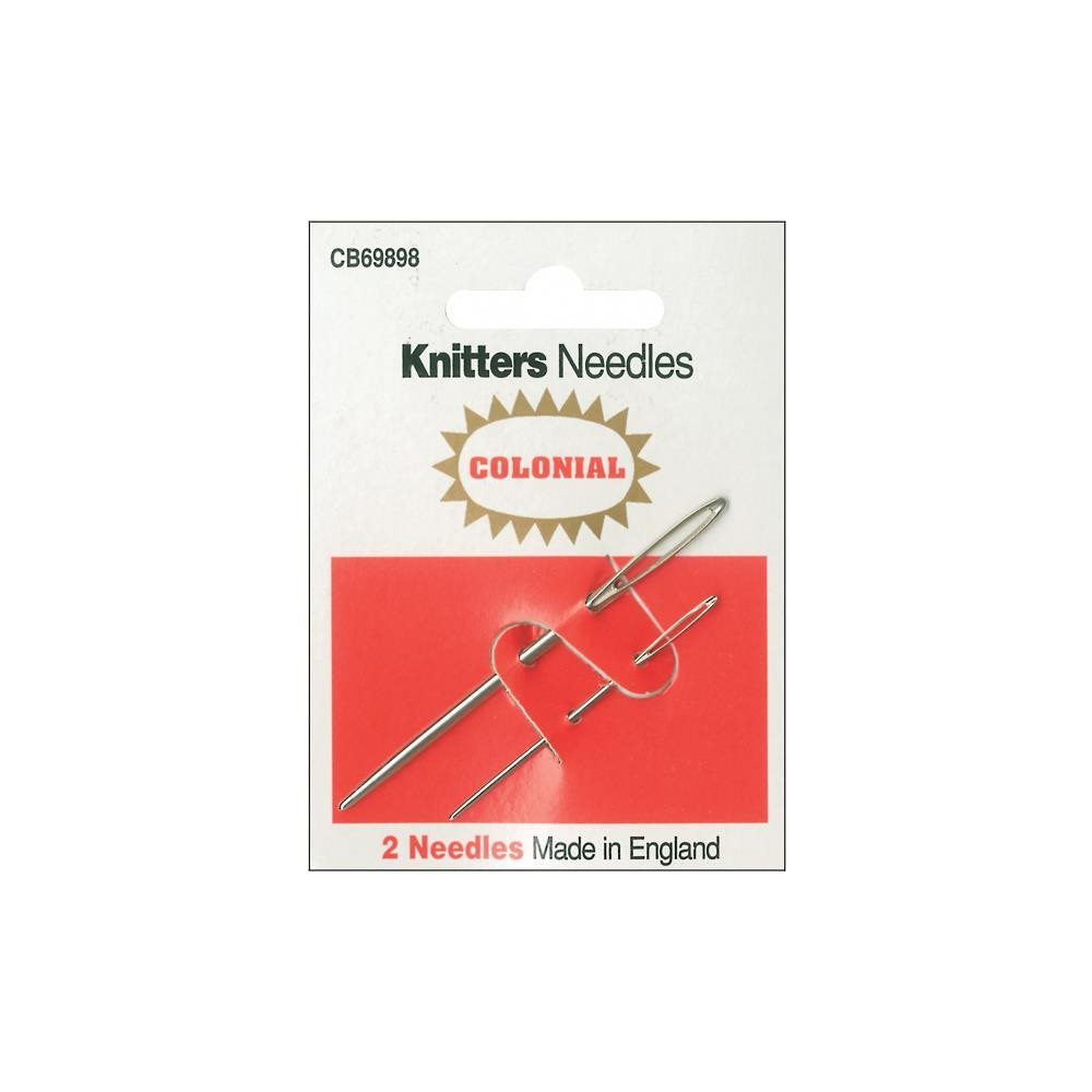 Colonial Knitter's Needles