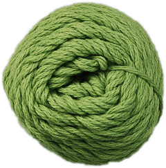 Brown Sheep Cotton Fine Yarn (1/2 lb Cone) Lime Light CW840 - 44