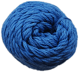 Brown Sheep Cotton Fine Yarn (1/2 lb Cone) My Blue Heaven CW560 - 26
