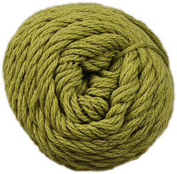 Brown Sheep Cotton Fine Yarn (1/2 lb Cone) Spanish Olive CW440 - 20