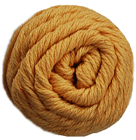 Brown Sheep Cotton Fine Yarn (1/2 lb Cone) Sunflower Gold CW343 - 13