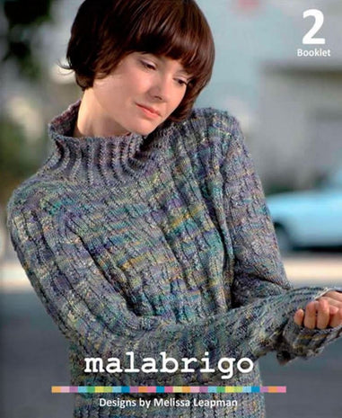 Malabrigo Pattern Booklet 2  - 1