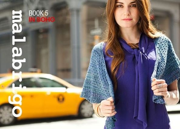 Malabrigo Pattern Book 5 - in Soho  - 1
