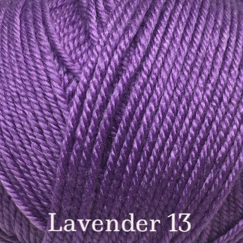 Ella Rae Cozy Soft Solids Yarn Lavender 13 DISC - 47