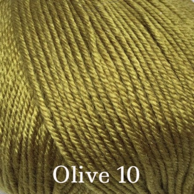 Ella Rae Cozy Soft Solids Yarn Olive 10 DISC - 46