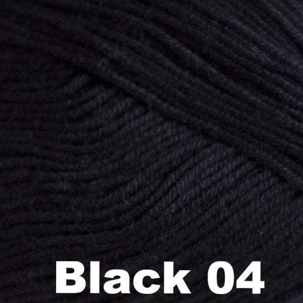 Paradise Fibers Yarn Cascade Sateen Yarn Black 04 - 3