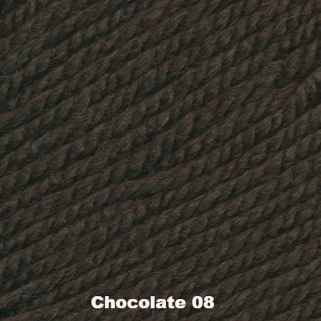 Debbie Bliss Cashmerino Aran Yarn Chocolate 008 - 3