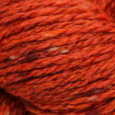 Paradise Fibers Studio Donegal Soft Donegal Tweed - Carrot - 1