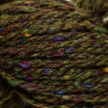 Paradise Fibers Studio Donegal Soft Donegal Tweed - Guinness - 1