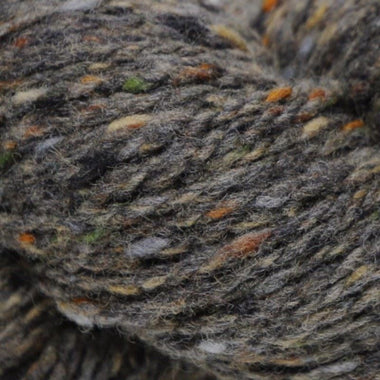 Paradise Fibers Studio Donegal Soft Donegal Tweed - Smoky Beard - 1