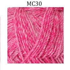 James C. Brett Marble Chunky Yarn Pink Princess 30 (discontinued) - 46