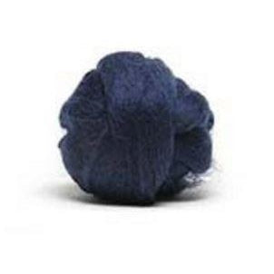 Louet Dyed Corriedale Top (1/2 lb bags) Dark Blue - 8