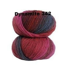Crystal Palace Mini Mochi Yarn Dynamite 342 - 15