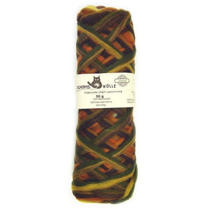 Artfelt Multi Colored Merino Pencil Rovings-Fiber-Earth 1660-