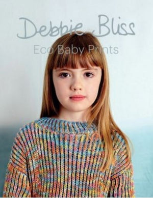 Debbie Bliss Eco Baby Prints Book-Patterns-