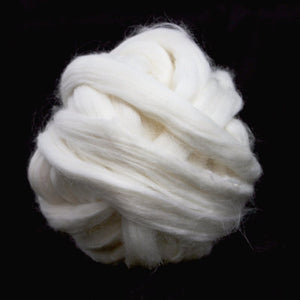 Paradise Fibers White Egyptian Cotton Top 4oz