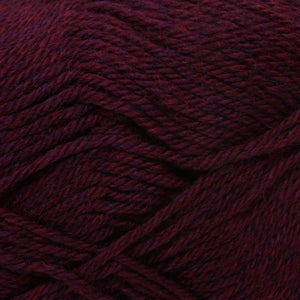 Ella Rae Classic Yarn - 136 Raspberry Heather-Yarn-