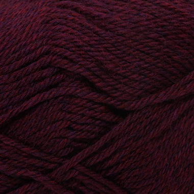 Paradise Fibers Ella Rae Classic Yarn - 136 Raspberry Heather