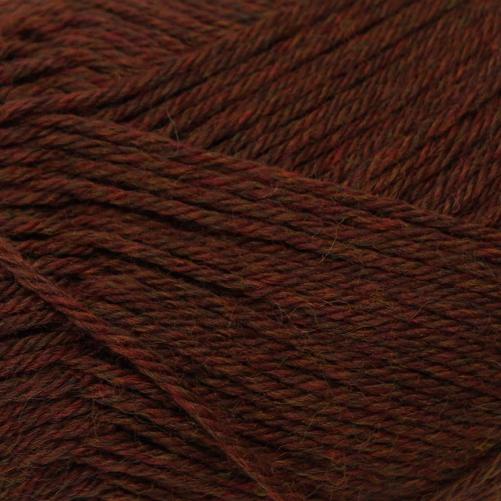 Paradise Fibers Ella Rae Classic Yarn - 178 Red Brown