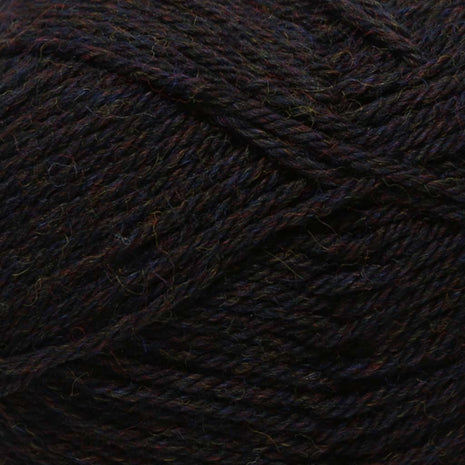 Paradise Fibers Ella Rae Classic Yarn - 187 Brown Black