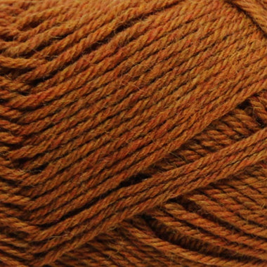 Paradise Fibers Ella Rae Classic Yarn - 196 Orange