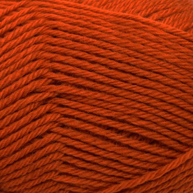 Paradise Fibers Ella Rae Classic Yarn - 334 Orange Delight
