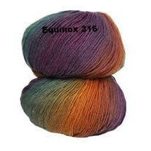 Crystal Palace Mini Mochi Yarn Equinox 316 - 6