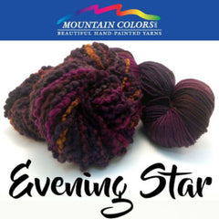 Mountain Colors Twizzlefoot Yarn Evening Star - 19