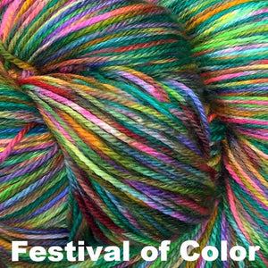 Fairy Fine Sock Yarn-Yarn-Festival of Color-