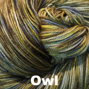 Fairy Fine Sock Yarn-Yarn-Owl-