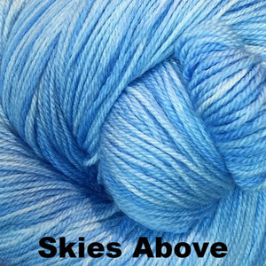 Fairy Fine Sock Yarn-Yarn-Skies Above-