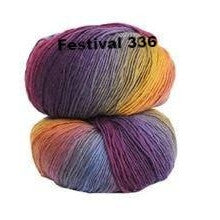 Crystal Palace Mini Mochi Yarn Festival 336 - 7
