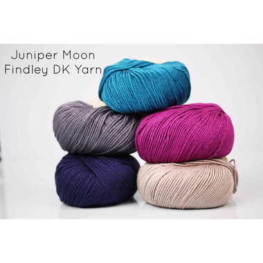 Juniper Moon Farm- Findley DK Yarn  - 1