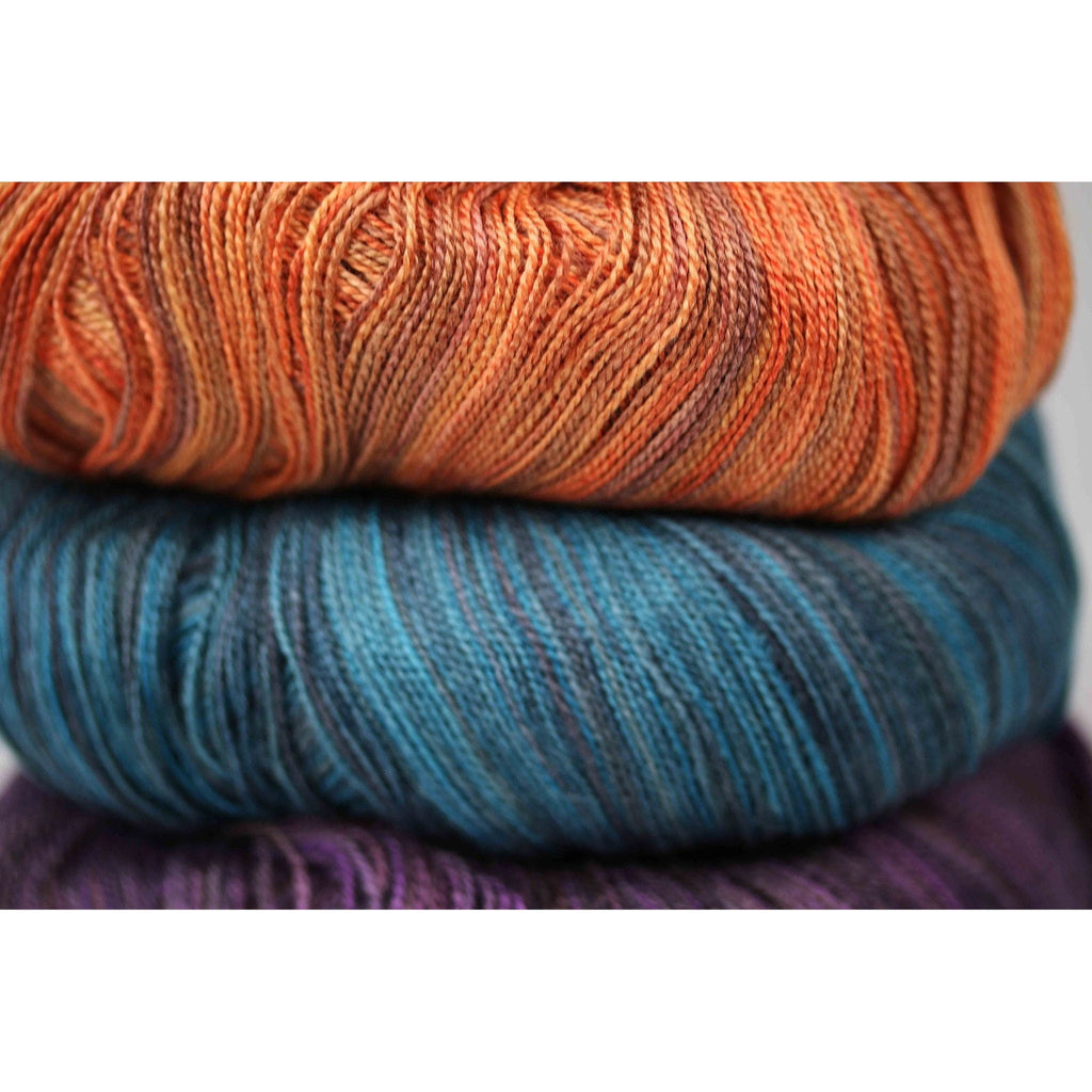 Juniper Moon Farm- Findley Dappled Yarn  - 3