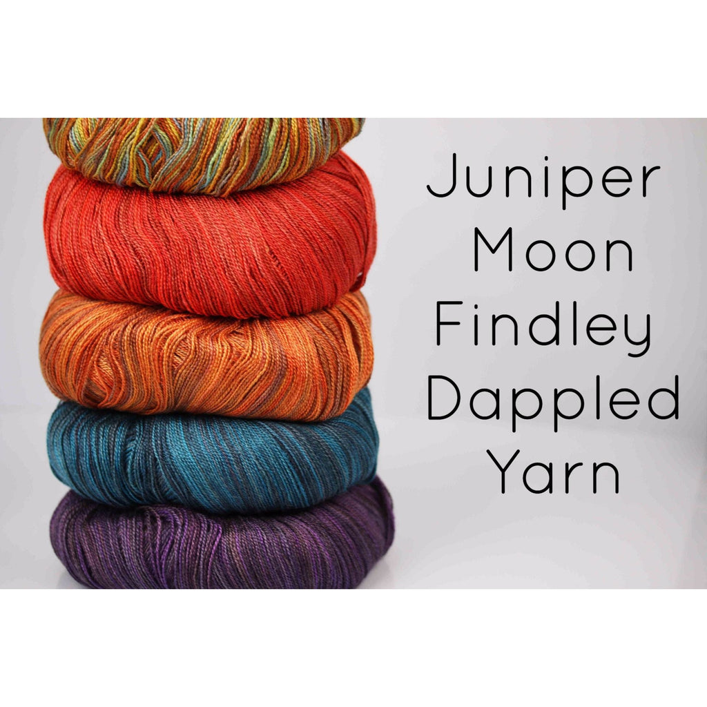 Juniper Moon Farm- Findley Dappled Yarn  - 1