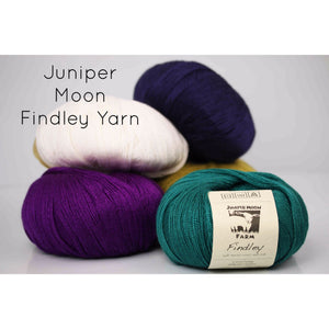 Juniper Moon Farm- Findley Yarn  - 1
