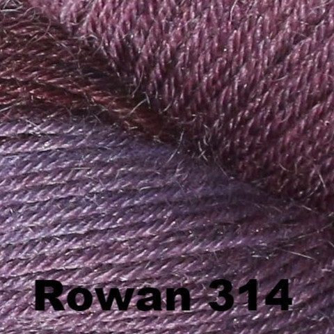 Rowan Fine Art Sock Yarn Rowan 314 - 22